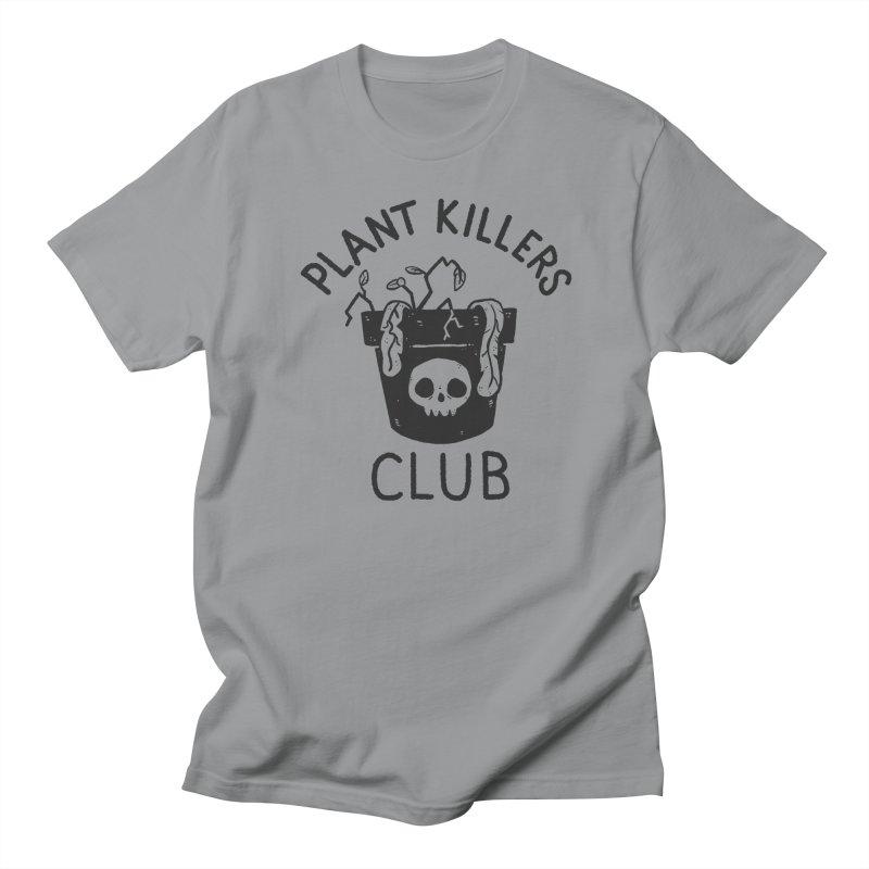 Plant Killers Club Men's Regular T-Shirt by Luis Romero Shop