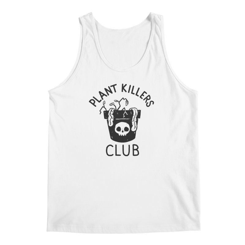 Plant Killers Club Men's Regular Tank by Luis Romero Shop