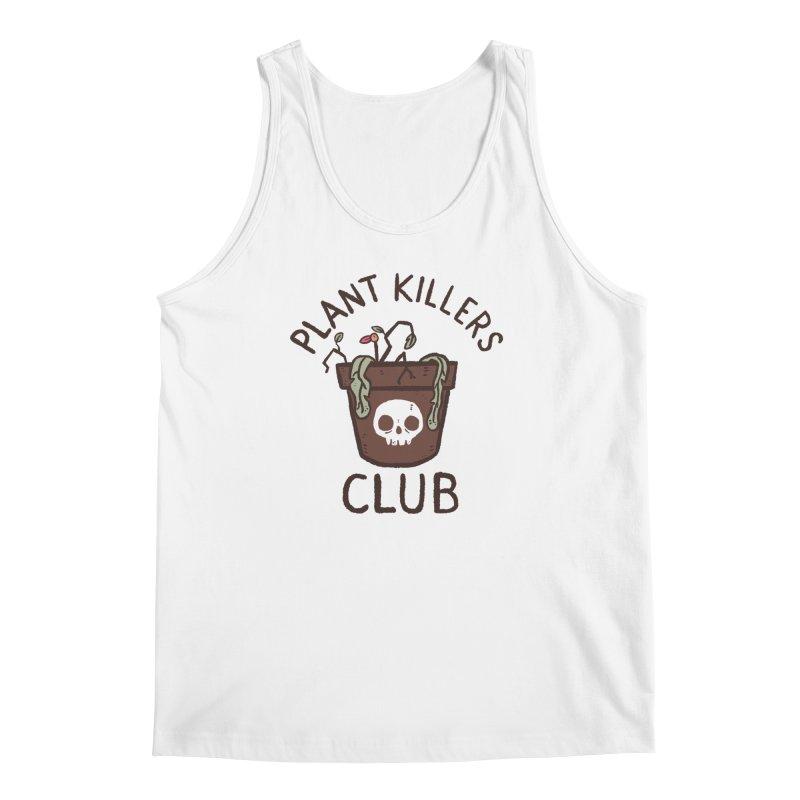 Plant Killers Club (Color) Men's Regular Tank by Luis Romero Shop