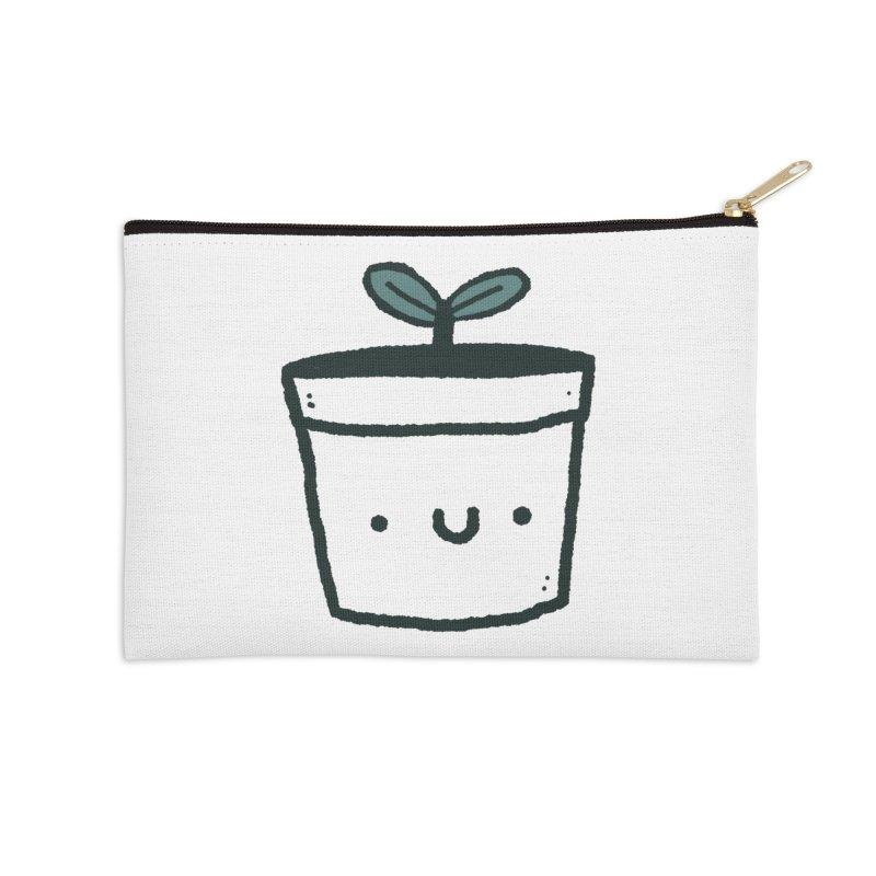 Plant Accessories Zip Pouch by Luis Romero Shop