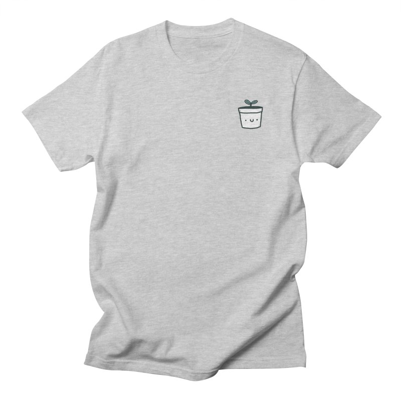 Plant Men's Regular T-Shirt by Luis Romero Shop