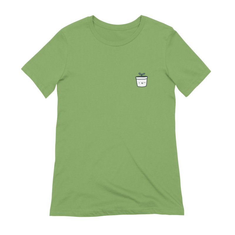 Plant Women's Extra Soft T-Shirt by Luis Romero Shop