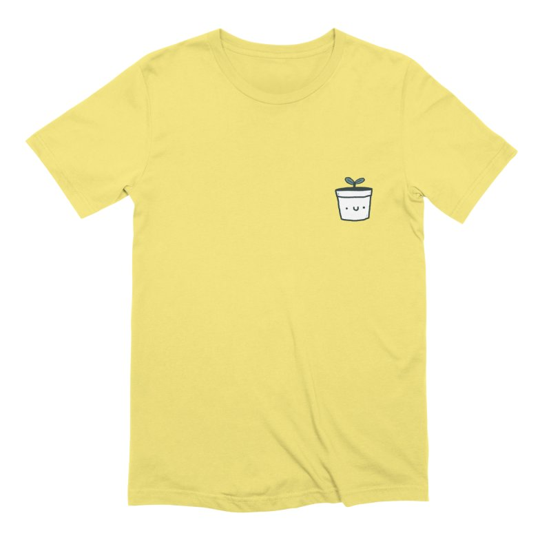 Plant Men's Extra Soft T-Shirt by Luis Romero Shop