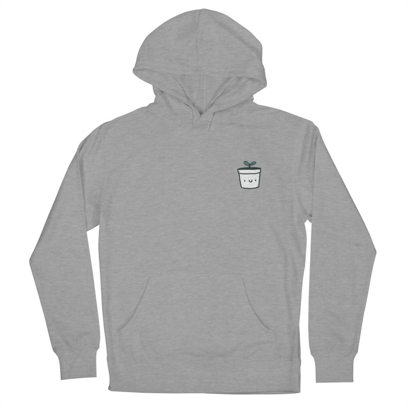 Plant Men's French Terry Pullover Hoody by Luis Romero Shop