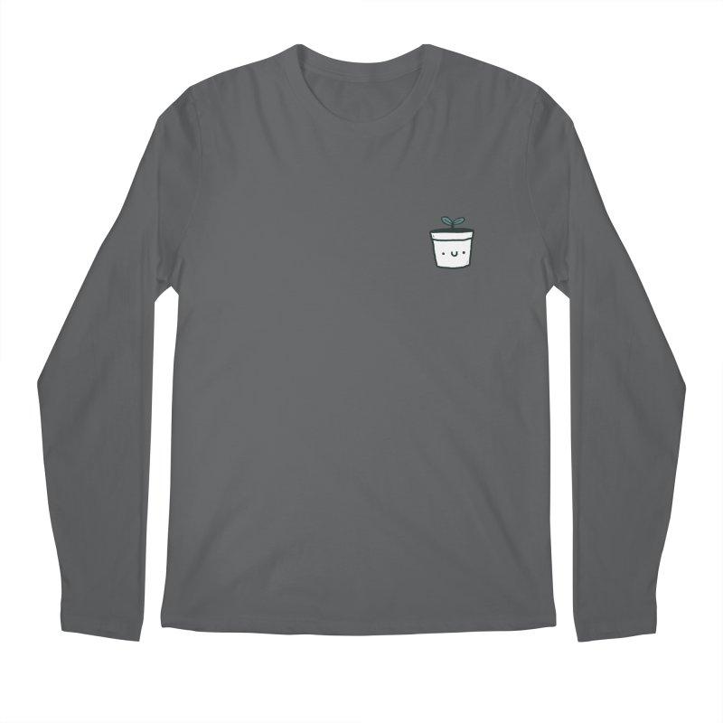 Plant Men's Regular Longsleeve T-Shirt by Luis Romero Shop