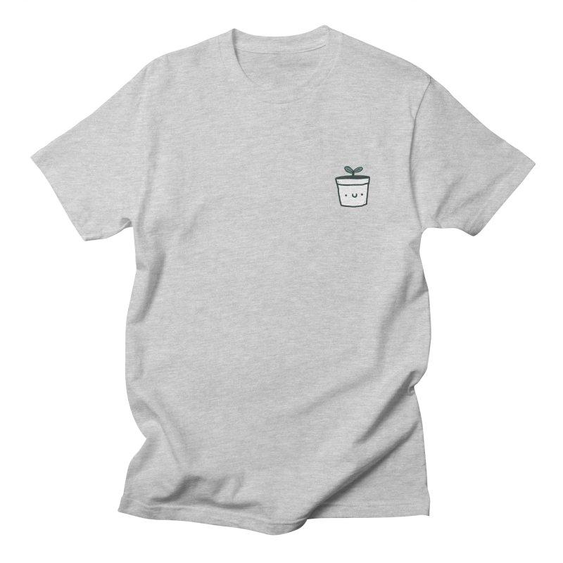 Plant Women's Regular Unisex T-Shirt by Luis Romero Shop