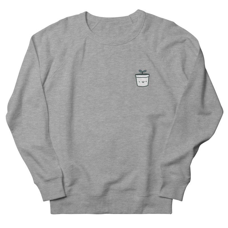 Plant Men's French Terry Sweatshirt by Luis Romero Shop