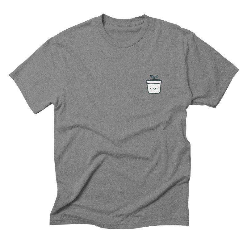 Plant Men's Triblend T-Shirt by Luis Romero Shop