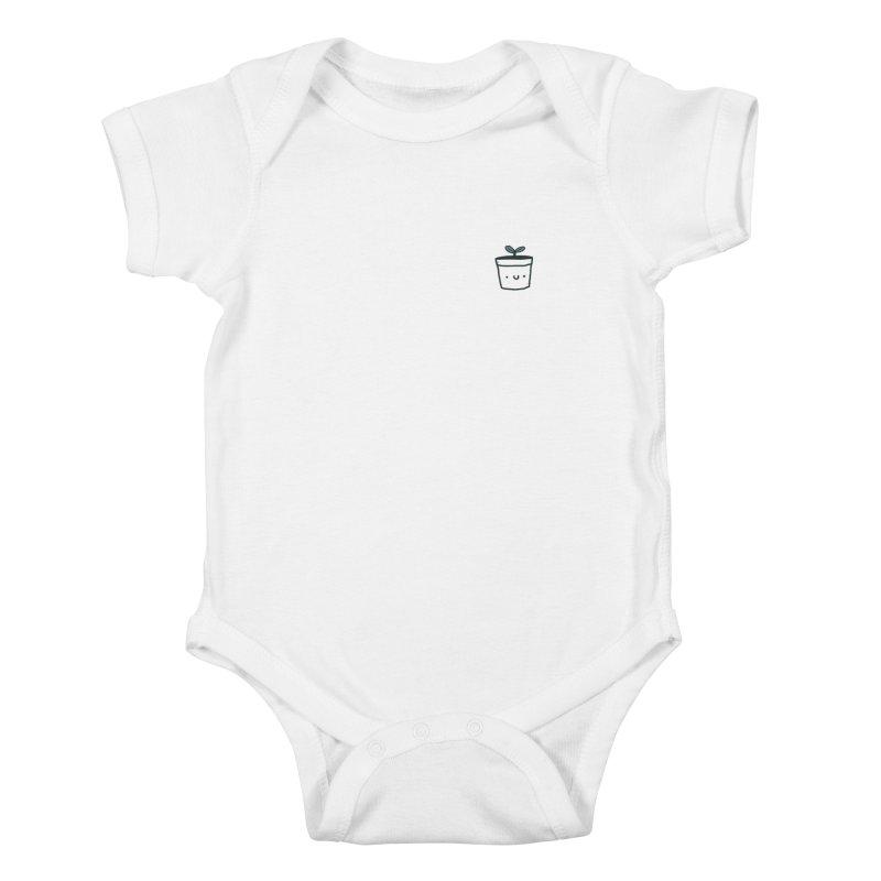 Plant Kids Baby Bodysuit by Luis Romero Shop