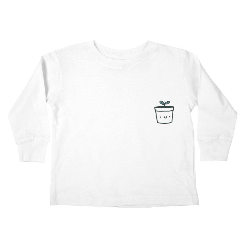 Plant Kids Toddler Longsleeve T-Shirt by Luis Romero Shop