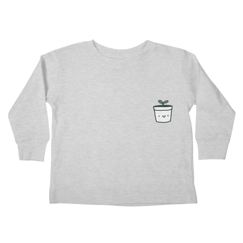Plant Kids Toddler Longsleeve T-Shirt by Luis Romero Shop