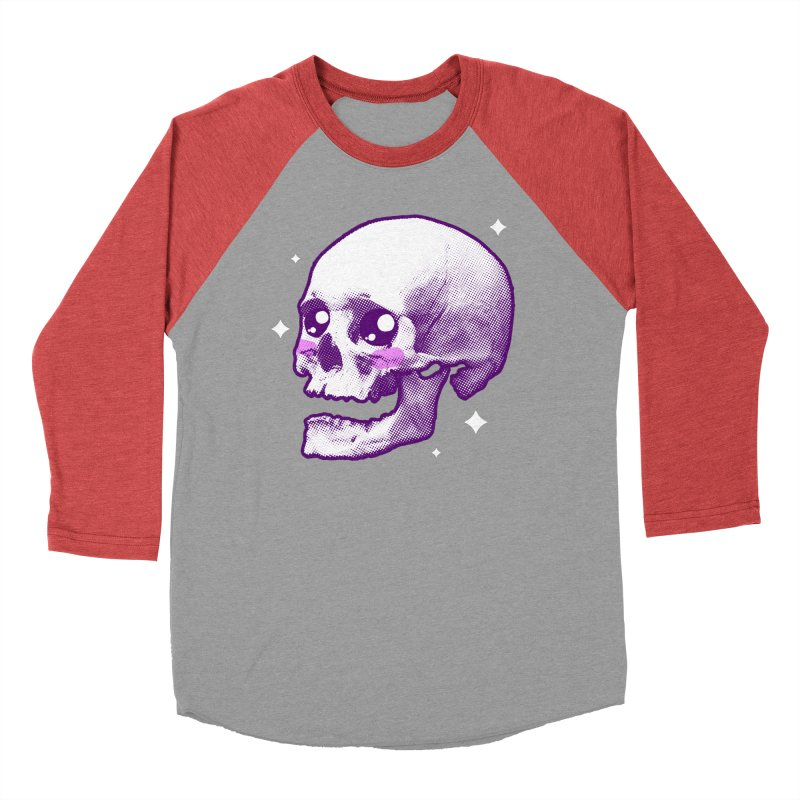 Tokotsu Women's Baseball Triblend Longsleeve T-Shirt by Luis Romero Shop