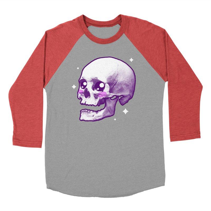 Tokotsu Men's Baseball Triblend Longsleeve T-Shirt by Luis Romero Shop
