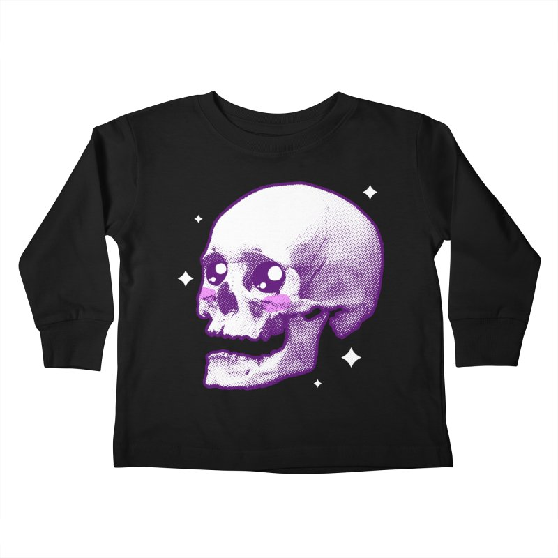 Tokotsu Kids Toddler Longsleeve T-Shirt by Luis Romero Shop