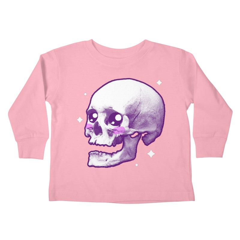 Tokotsu Kids Toddler Longsleeve T-Shirt by Luis Romero Shop