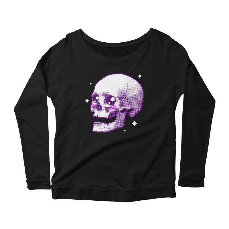 Tokotsu Women's Scoop Neck Longsleeve T-Shirt by Luis Romero Shop