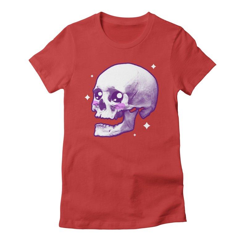 Tokotsu Women's Fitted T-Shirt by Luis Romero Shop