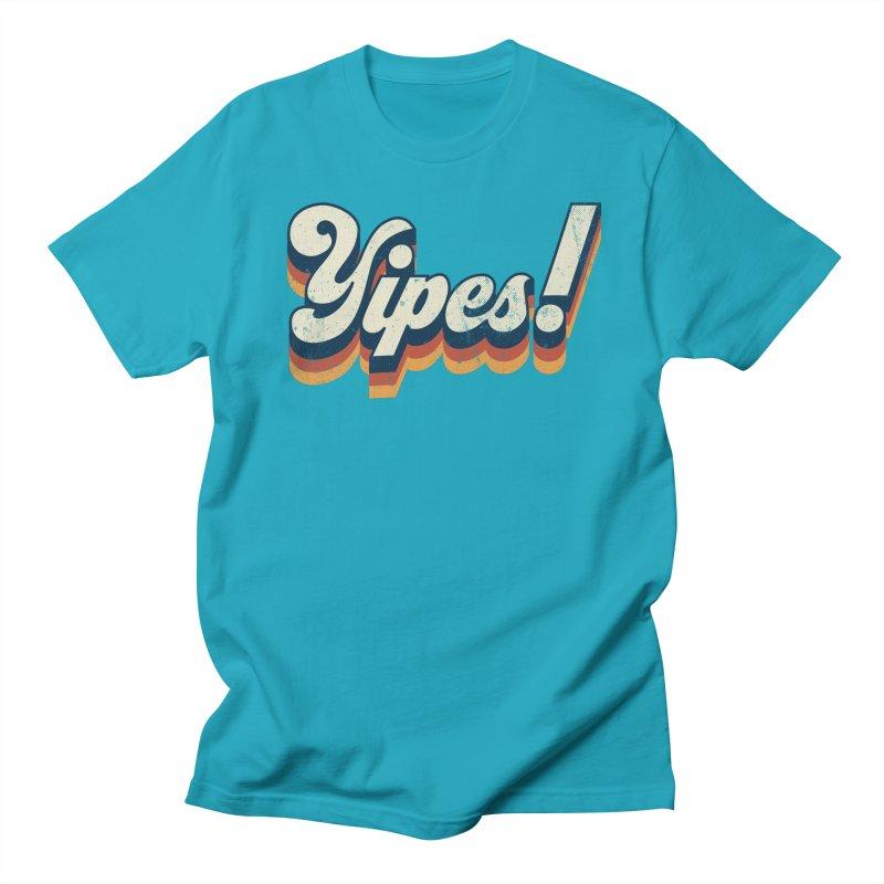 Yipes! Women's Regular Unisex T-Shirt by Luis Romero Shop