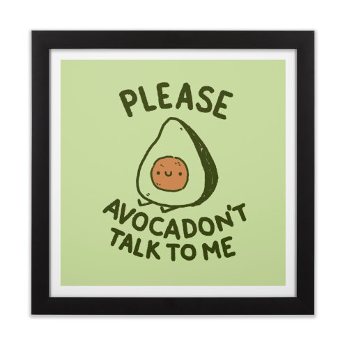 image for Avocadon't