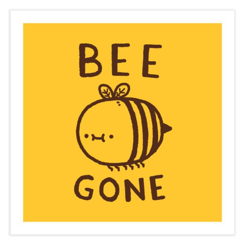Bee Gone Home Fine Art Print by Luis Romero Shop