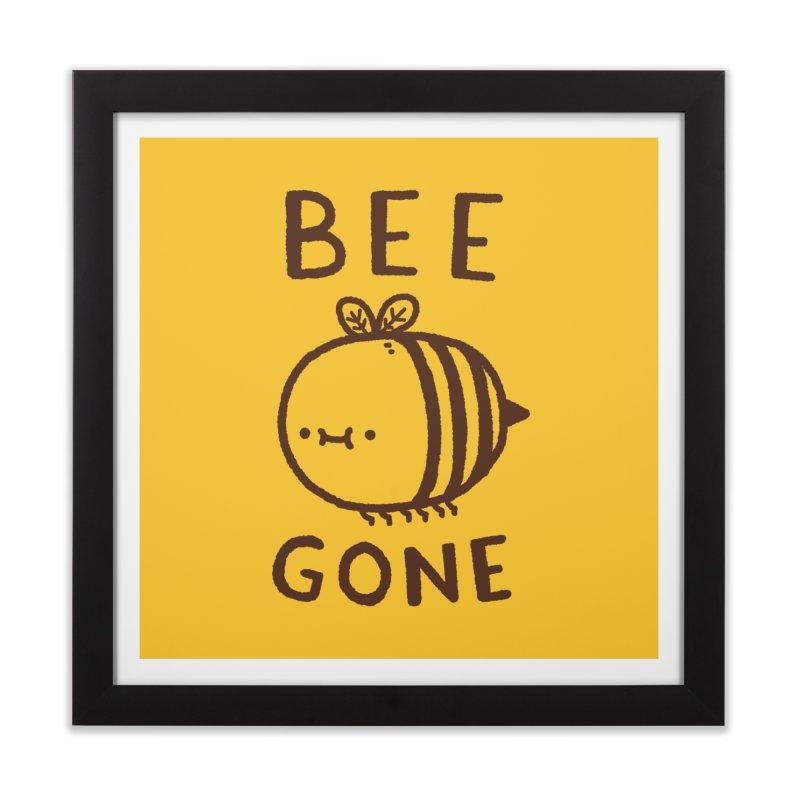 Bee Gone Home Framed Fine Art Print by Luis Romero Shop