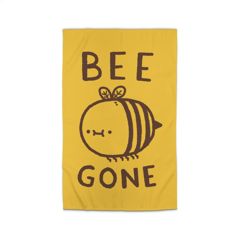 Bee Gone Home Rug by Luis Romero Shop