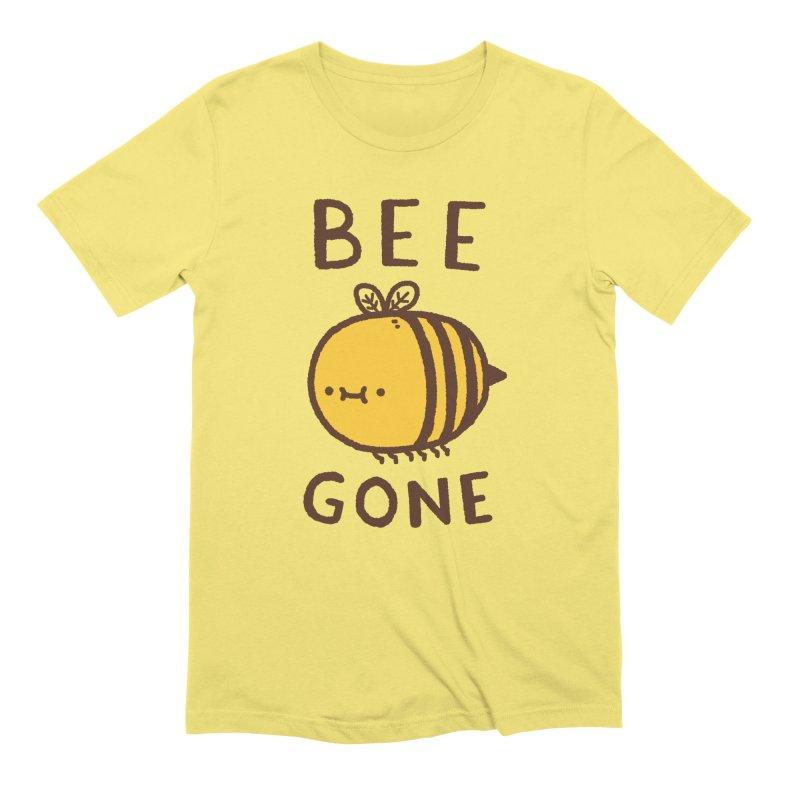 Bee Gone Men's T-Shirt by Luis Romero Shop