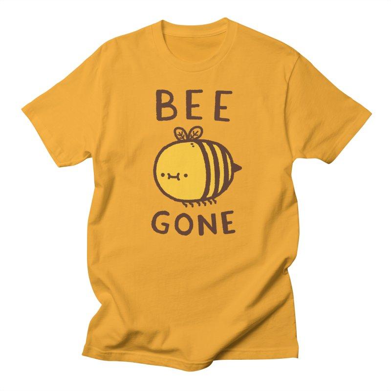 Bee Gone Women's Regular Unisex T-Shirt by Luis Romero Shop