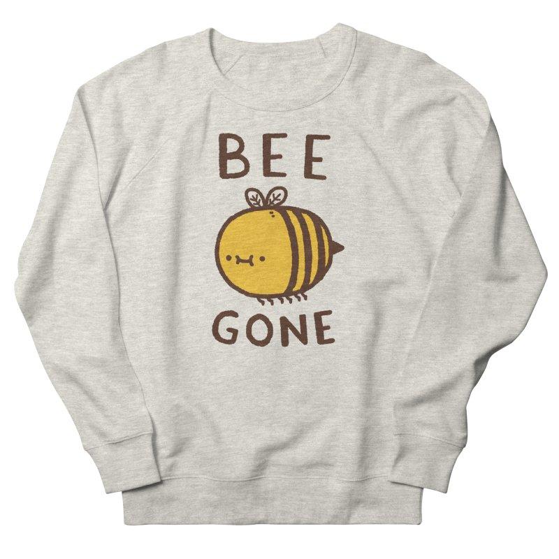 Bee Gone Men's French Terry Sweatshirt by Luis Romero Shop