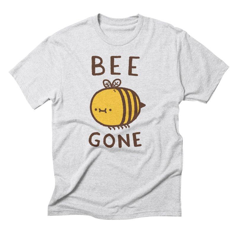 Bee Gone Men's Triblend T-Shirt by Luis Romero Shop