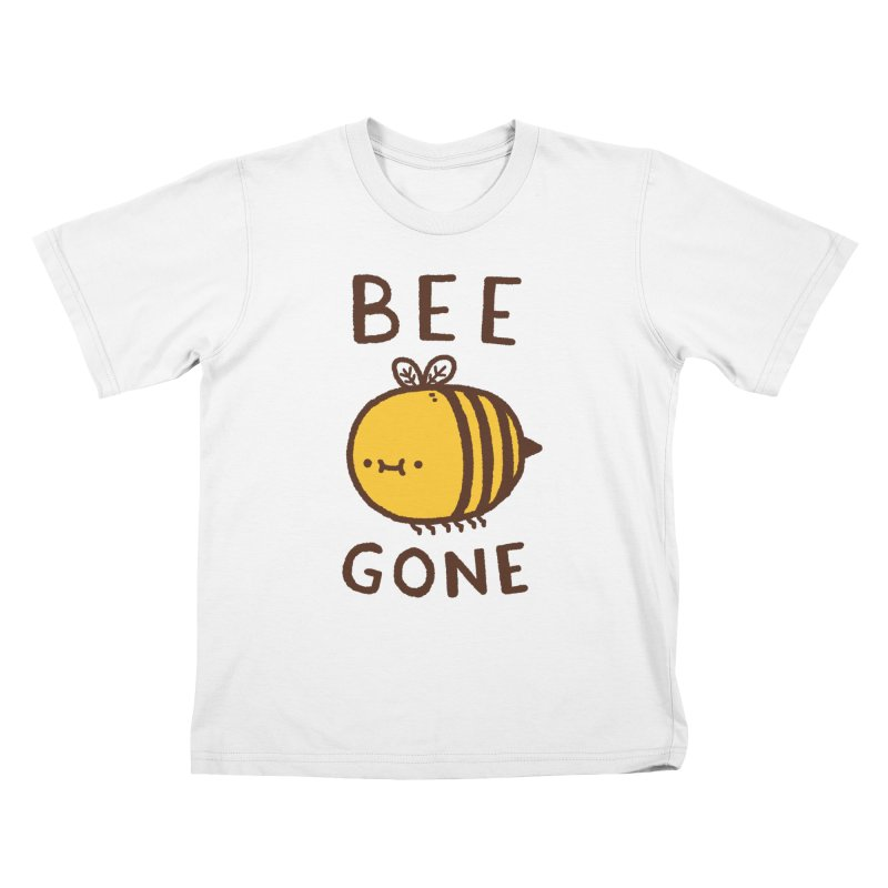 Bee Gone Kids T-Shirt by Luis Romero Shop