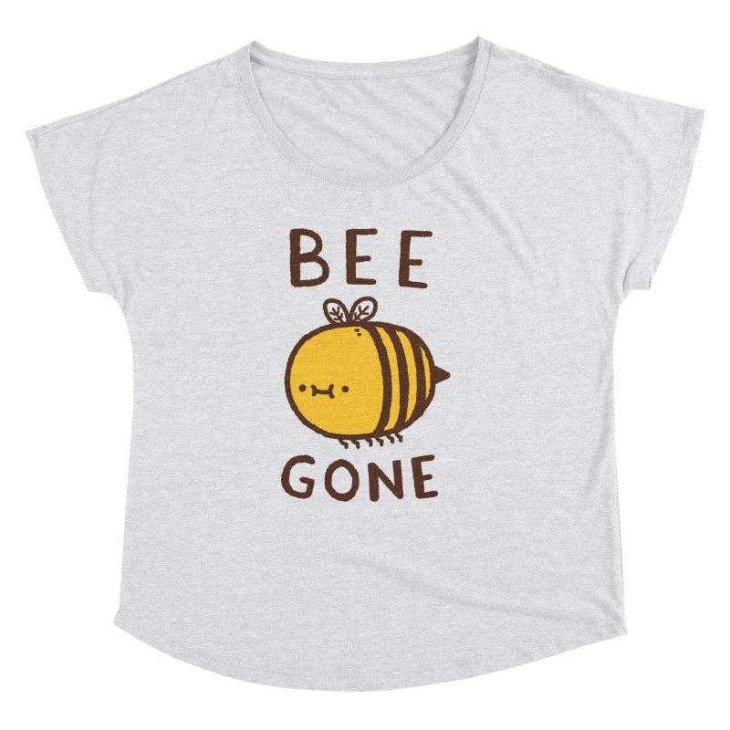 Bee Gone Women's Dolman Scoop Neck by Luis Romero Shop