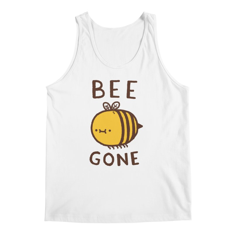 Bee Gone Men's Regular Tank by Luis Romero Shop