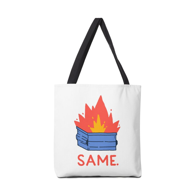 Same. Accessories Tote Bag Bag by Luis Romero Shop