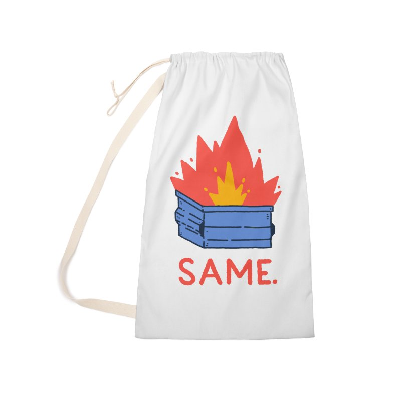 Same. Accessories Laundry Bag Bag by Luis Romero Shop