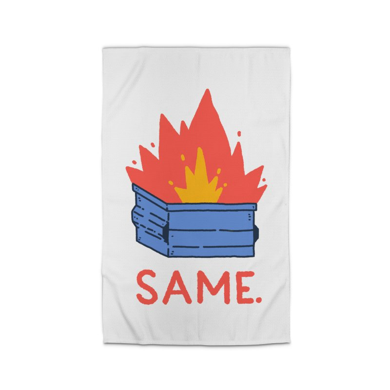 Same. Home Rug by Luis Romero Shop
