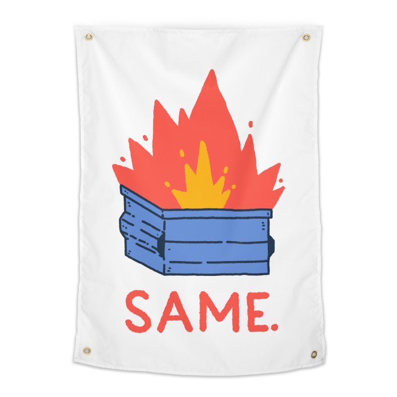 Same. Home Tapestry by Luis Romero Shop