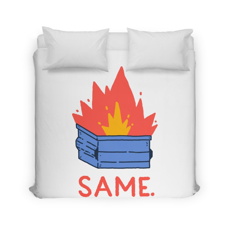 Same. Home Duvet by Luis Romero Shop