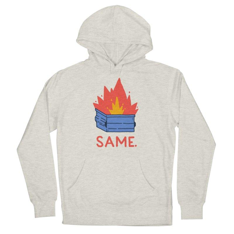 Same. Men's Pullover Hoody by Luis Romero Shop