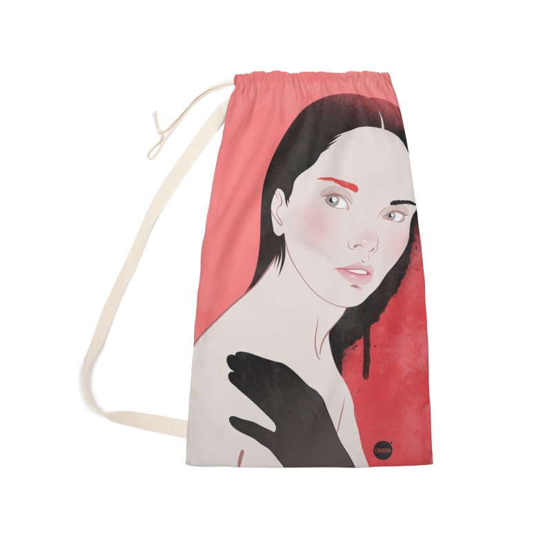 About a Girl Accessories Bag by Katerina Lyadova | Art
