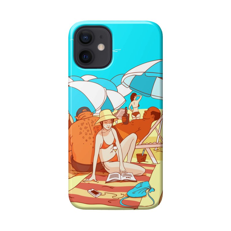 The Beach Accessories Phone Case by Katerina Lyadova | Art