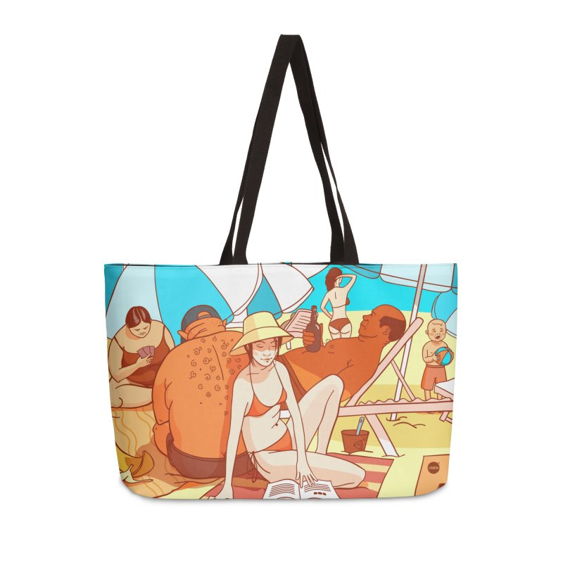 The Beach Accessories Bag by Katerina Lyadova | Art