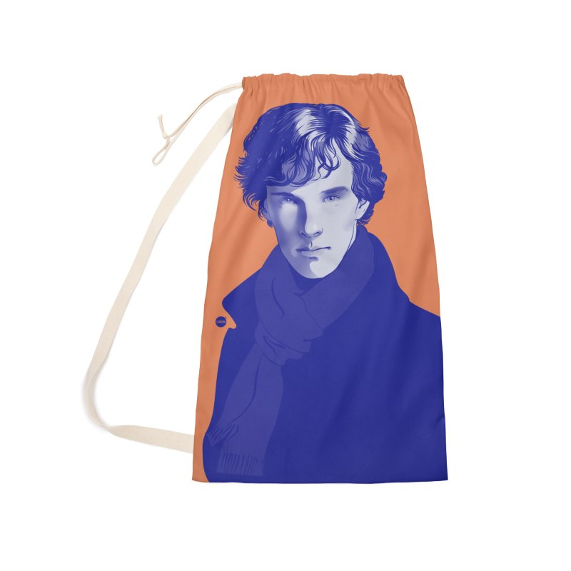 Sherlock Accessories Bag by Katerina Lyadova | Art