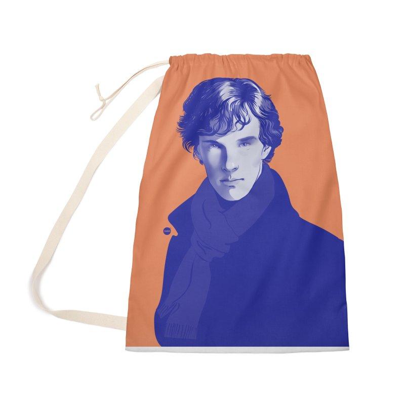 Sherlock Accessories Bag by Katerina Lyadova   Art
