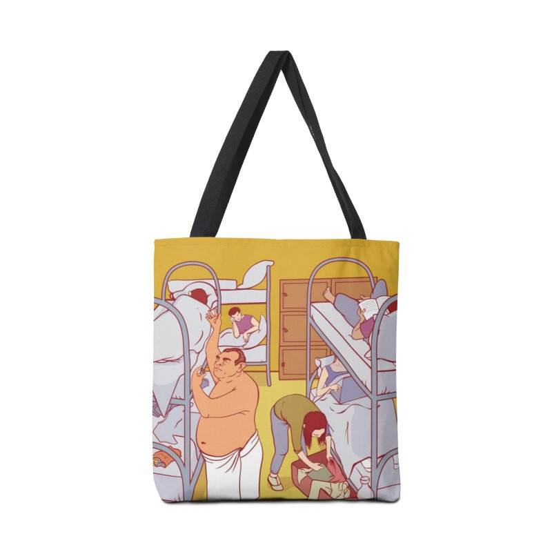 The Hostel Accessories Bag by Katerina Lyadova | Art