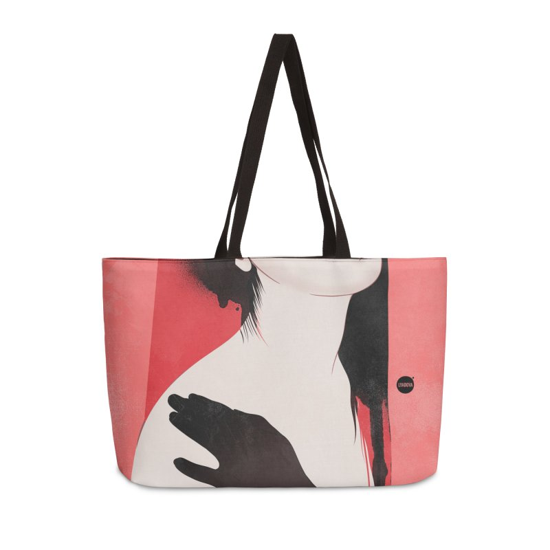 About a Girl Two Accessories Bag by Katerina Lyadova   Art