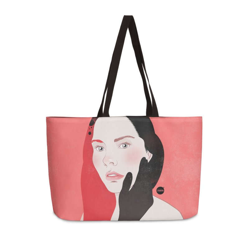 About a Girl Three Accessories Bag by Katerina Lyadova   Art
