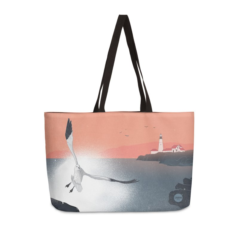 Seagull Accessories Bag by Katerina Lyadova | Art