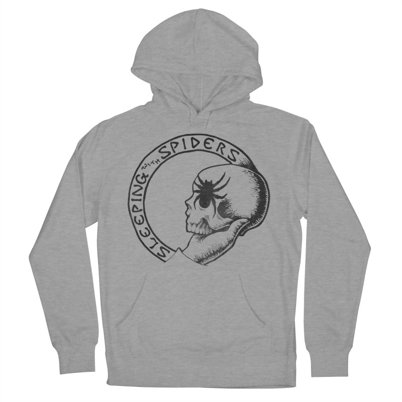 Sleeping with Spiders - dark Women's French Terry Pullover Hoody by LydiaJae's Artist Shop
