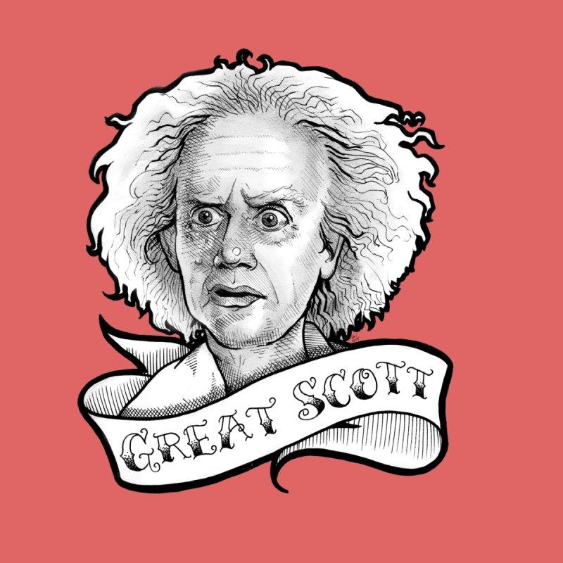 Great Scott!   by LydiaJae's Artist Shop